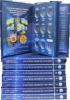 Набор Альбомов Памятные монеты Украины  в 12 томах